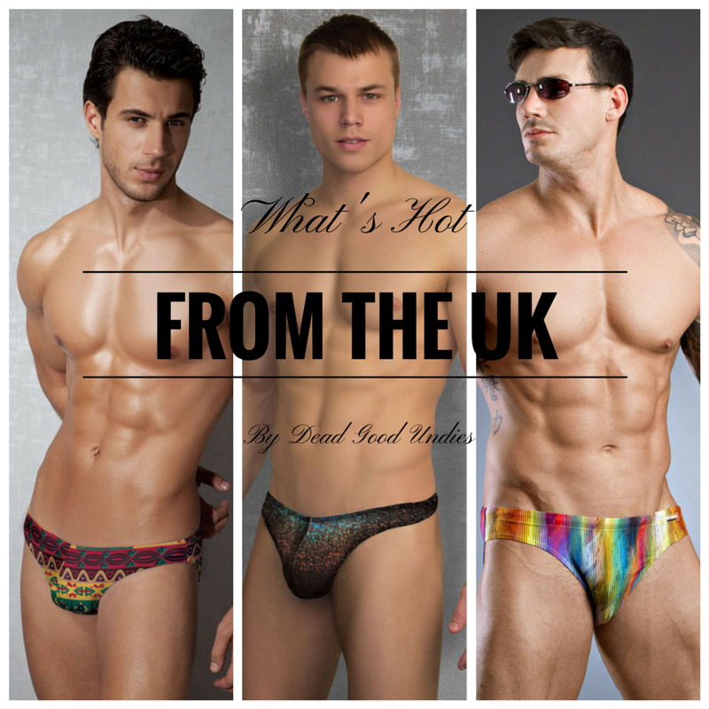 What's Hot in the UK and at Deadgoodundies.com for March