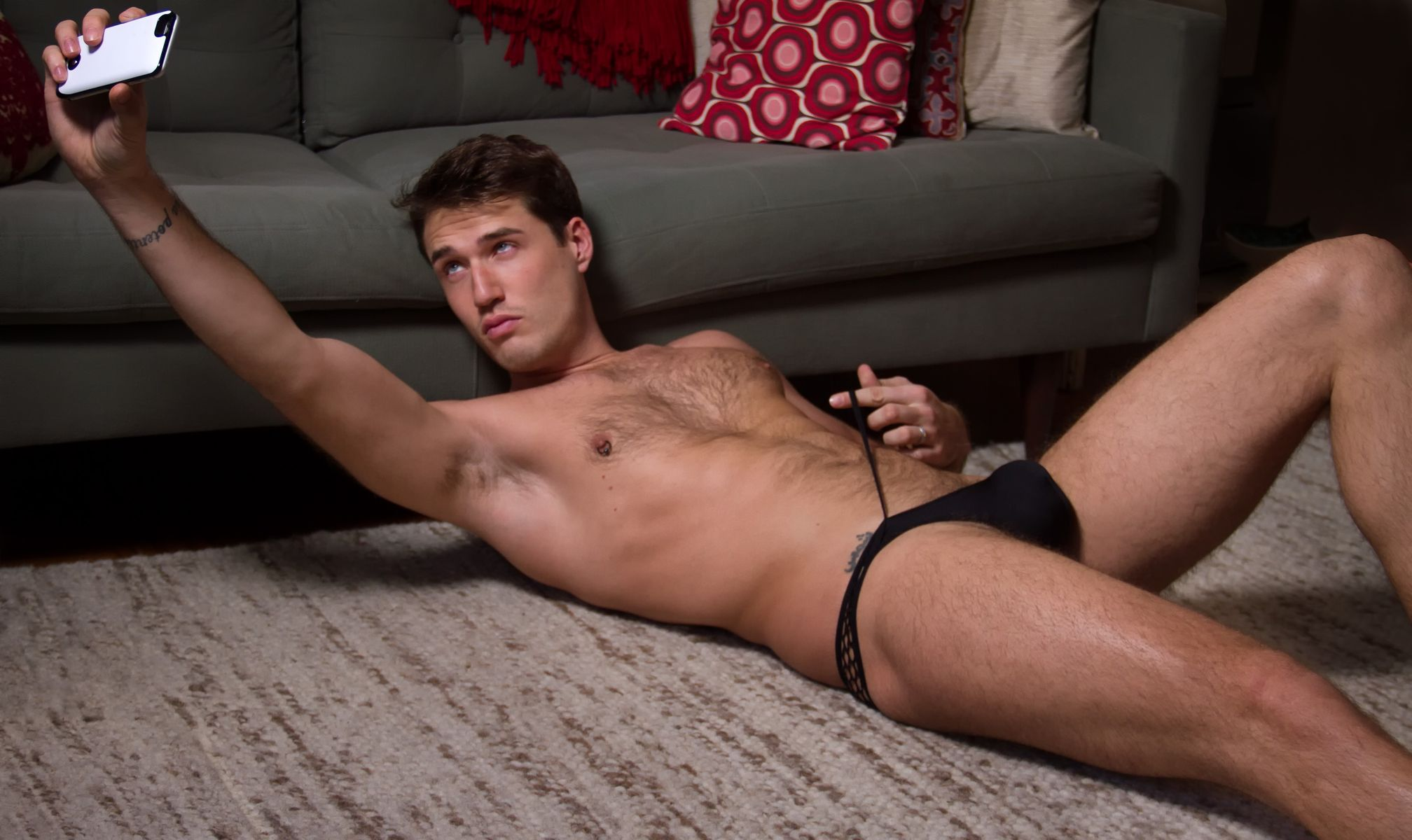 Theo Ford in the latest PetitQ shoot!