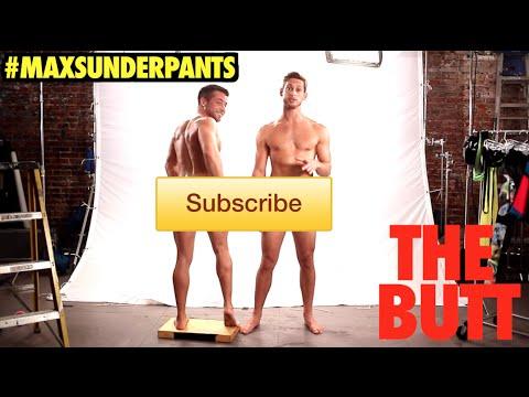 Max's Underwear Pants Super Model Course Part 6