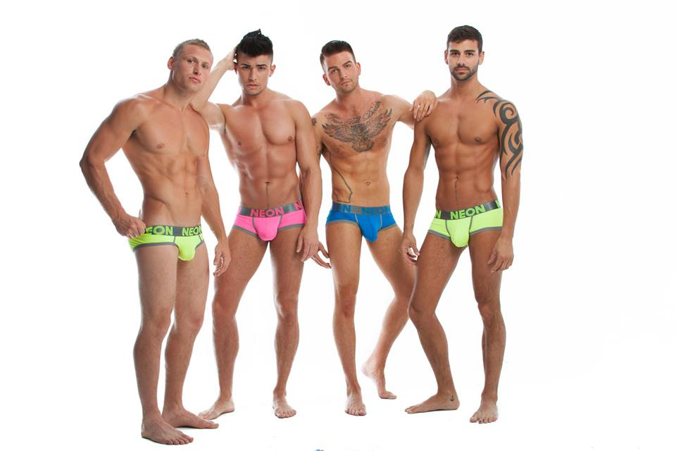 New Neon Line from Cheapundies.com