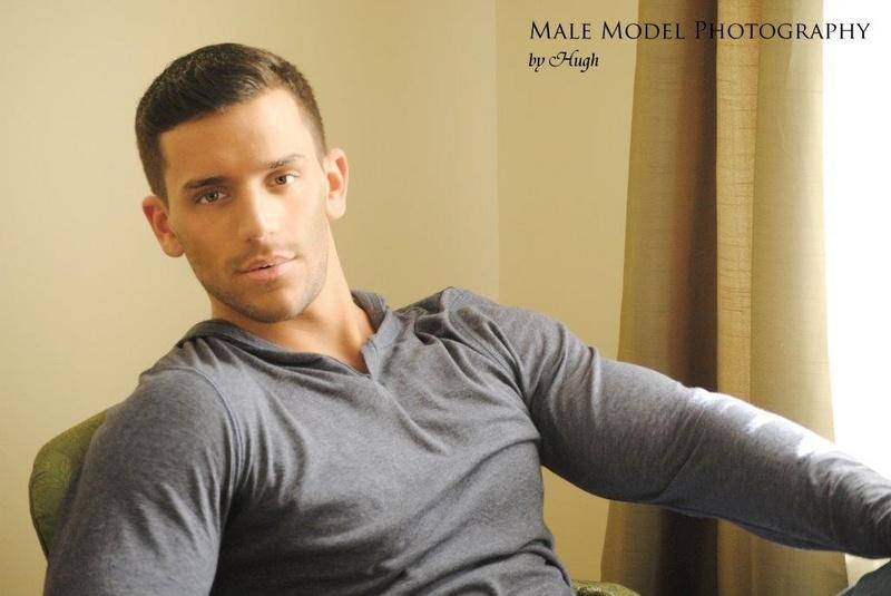 UNB Model Profile: Alec Leddy