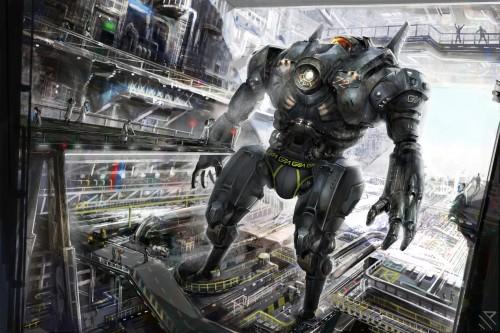 Garçon Model - Mega Robot