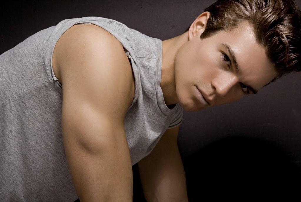 UNB Model Profile: Braeden Wright