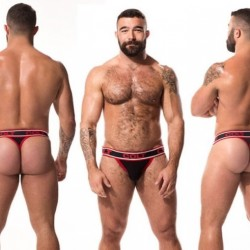 Brief Distraction featuring Colt #ThongThursday