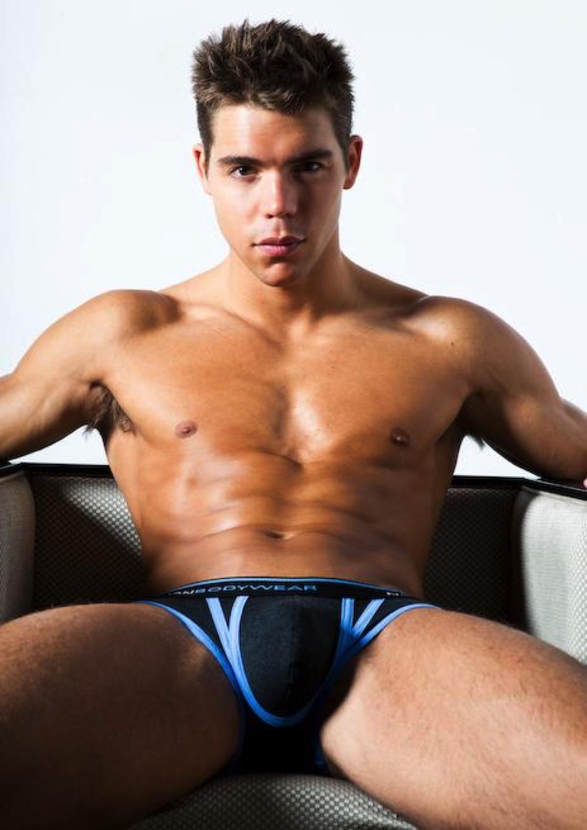 UNB Model Profile: Chris Campanioni