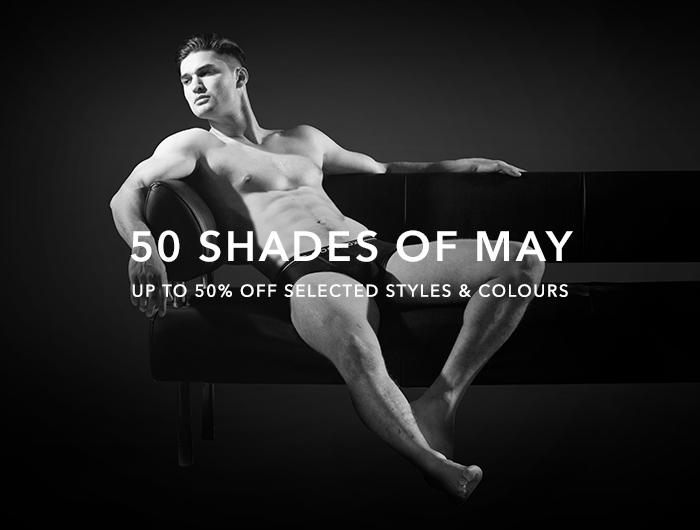 Cocksox Celebrates 50 Shades of May