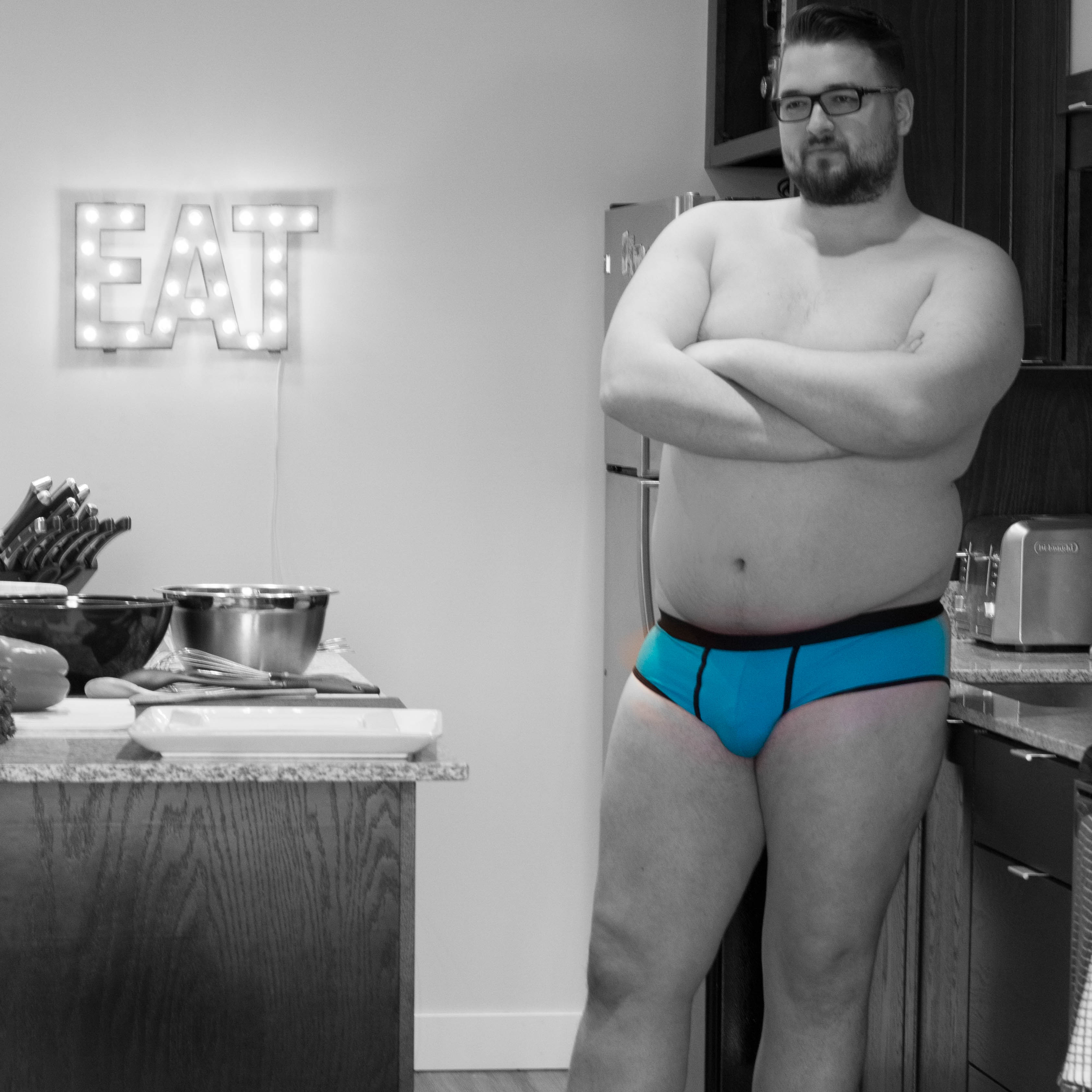 Bearskn is real underwear for real guys