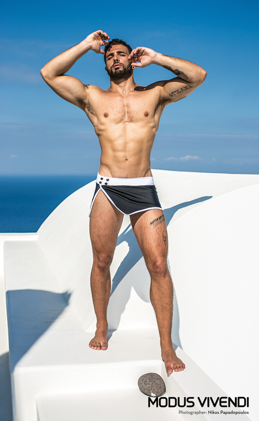 Modus Vivendi reinvents your summer outfit