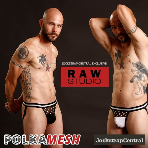 raw-studio-polka-mesh