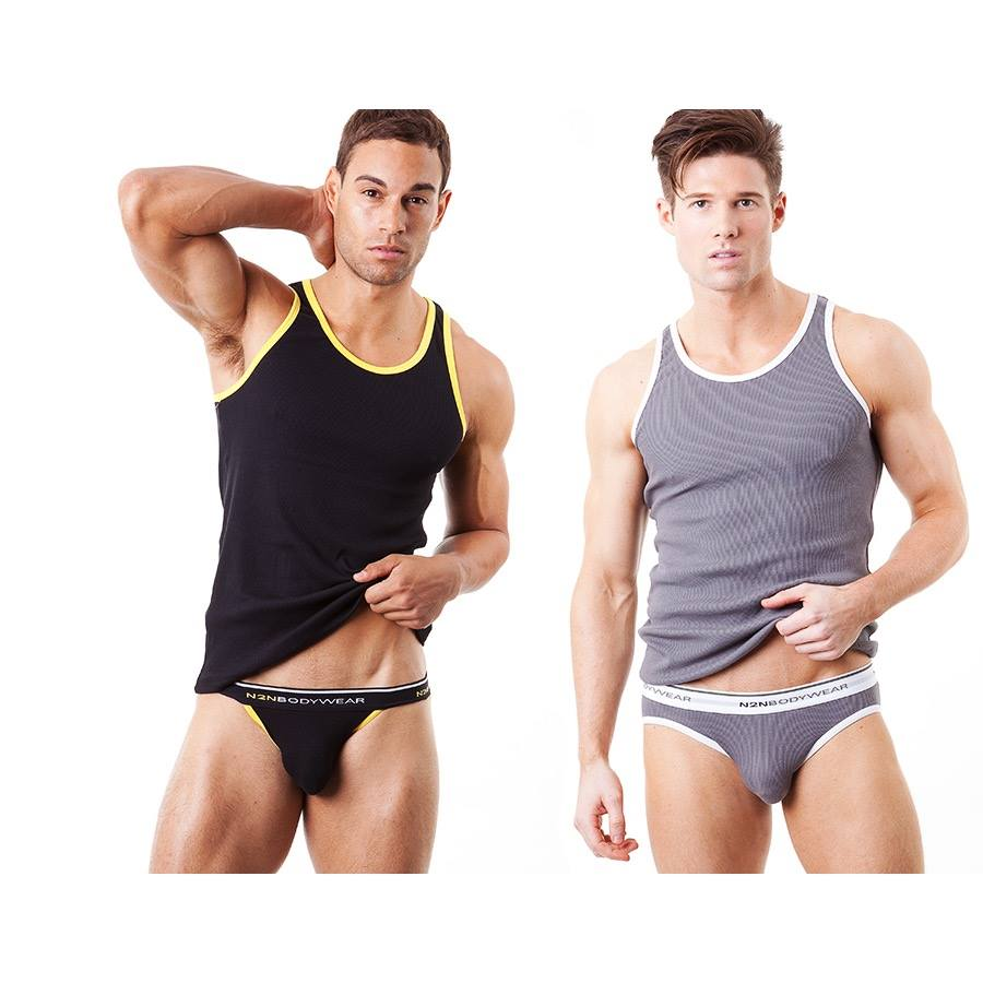 N2N Bodywear Rib Collection is Back