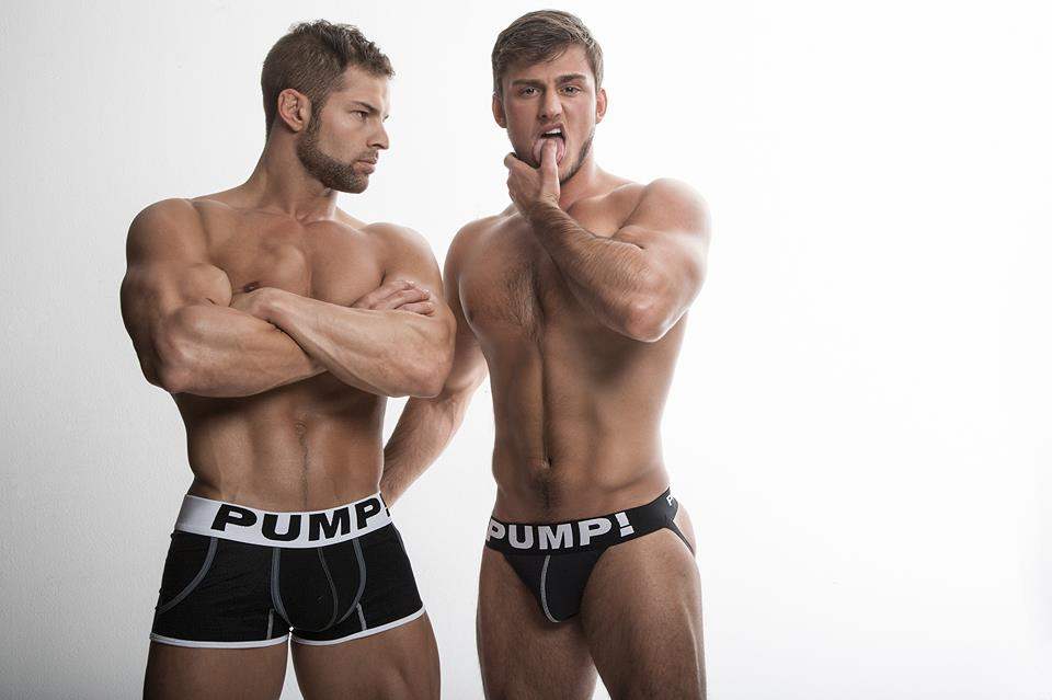 Brief Distraction featuring PUMP! Underwear