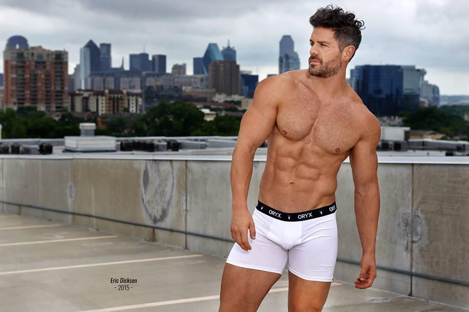 Model Profile featuring Eric Turner