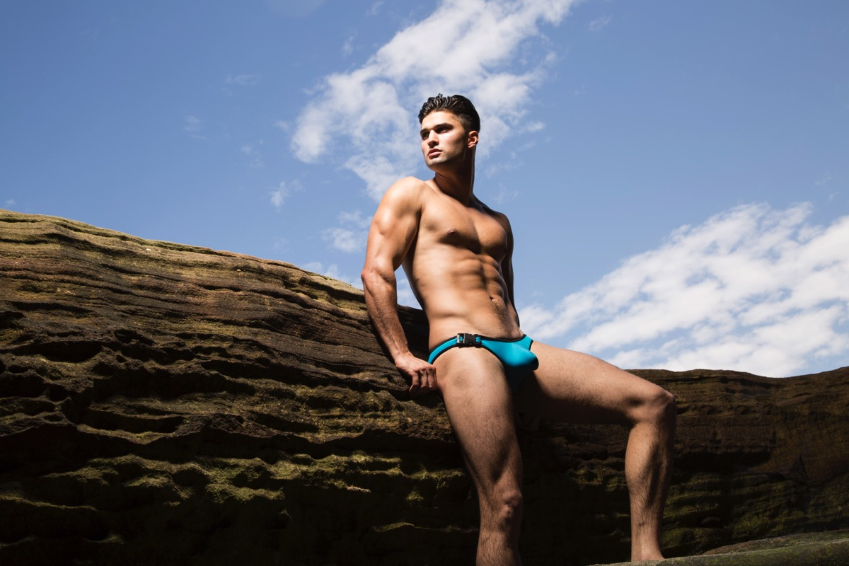 Cocksox Gets Sexier with Neoprene Swimwear