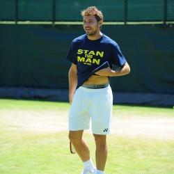 Tennis Star Stan Wawrinka in D.Hedral