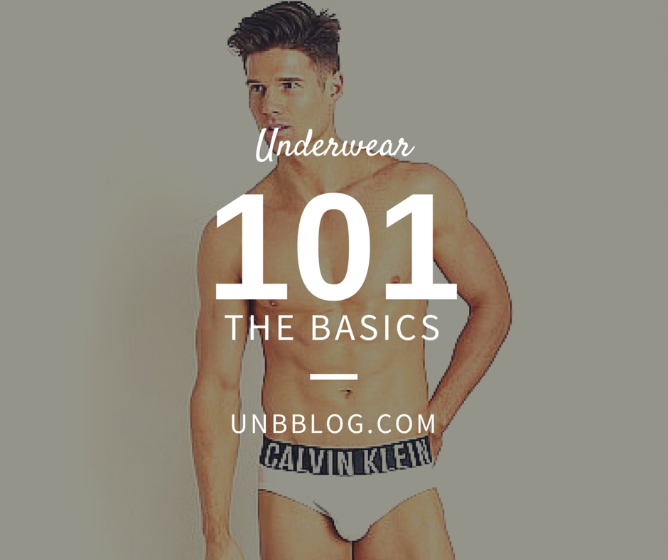 Undies 101: Getting Started In Underwear!