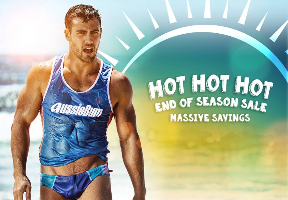 aussieBum End of Season Sale