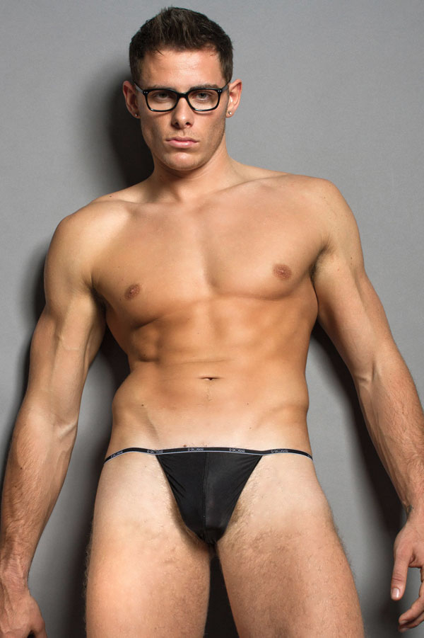 How I Discovered My Love of Underwear - Simon