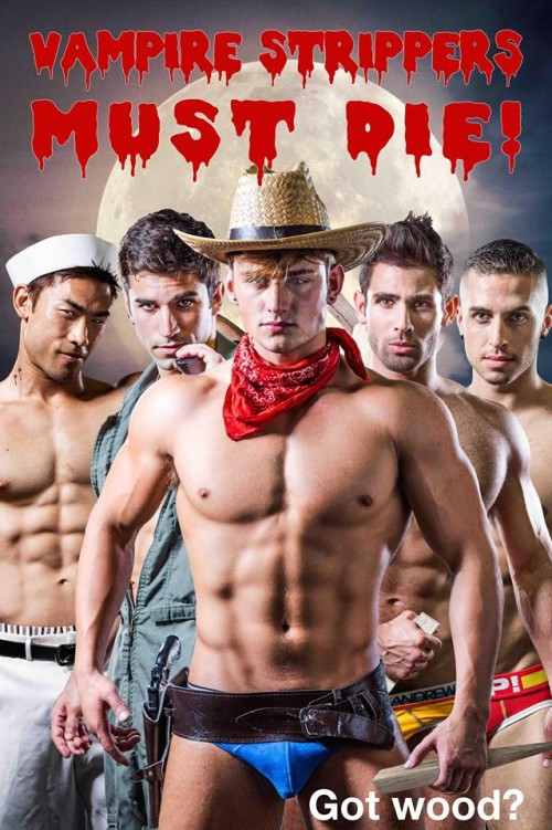 Vampire Strippers Poster