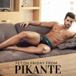 Fetish Friday featuring Pikante Drako Boxer