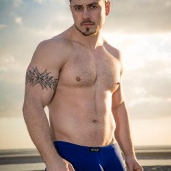 Review Sukrew Swim Trunk