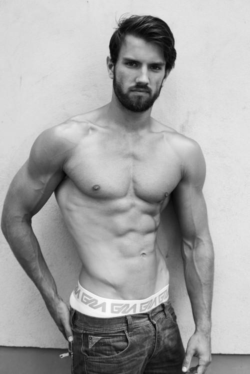 Garcon Model underwear by Jonas Huckstorf with model Sjard 2