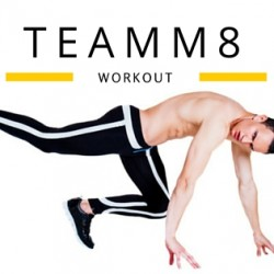 Teamm8 New Workout Wear