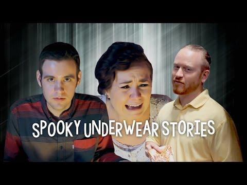 Spooky Underwear Stories | Halloween at BodyAware Underwear