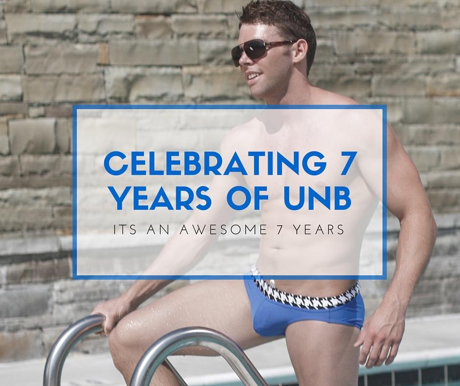 Celebrating 7 Years of UNB, Thanks Guys!