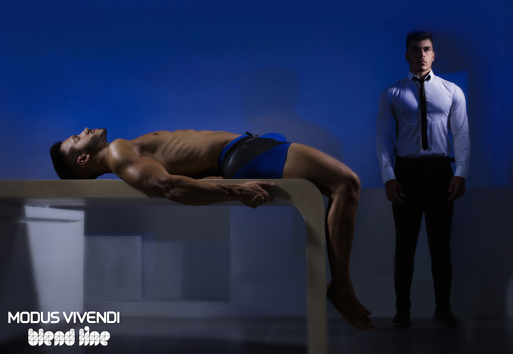 Modus Vivendi Releases The Blend Line