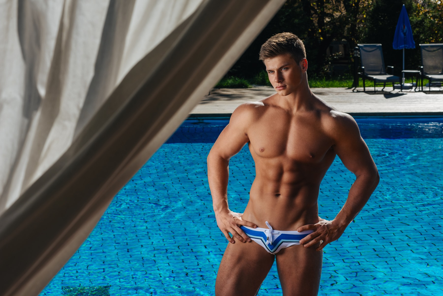 New Marcuse Campaign featuring Ivan Gudkov