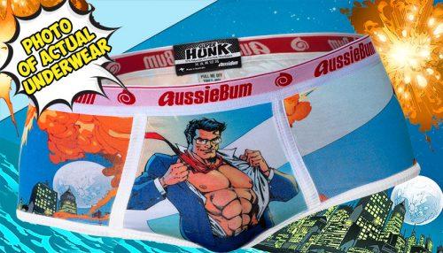aussieBum Superhunk CEO