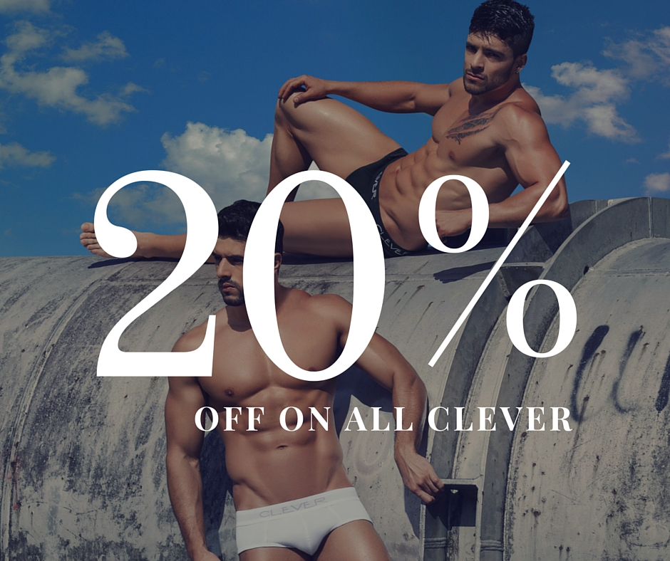 Save 20% off Clever