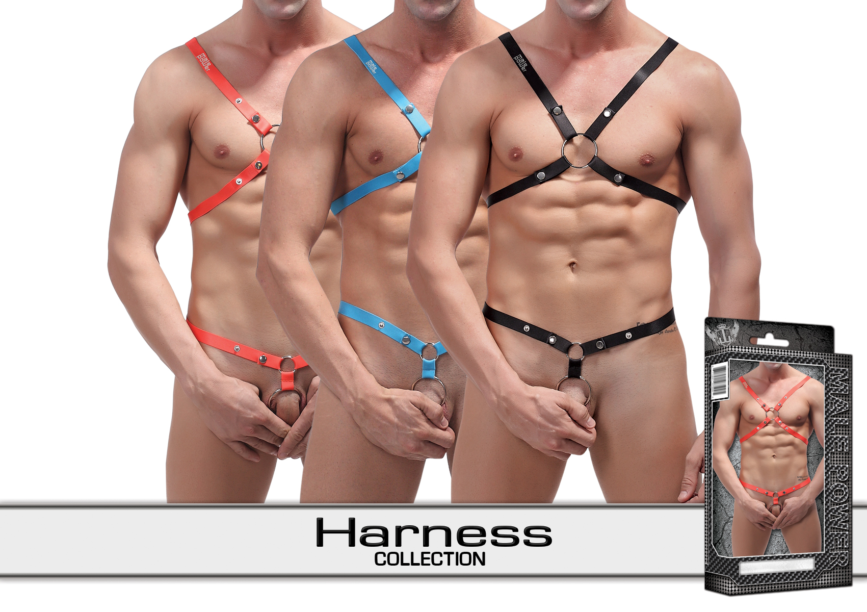 Fetish Friday Male Power Harness