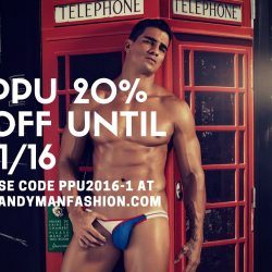 NEW PPU 20% off at Candyman Fashion
