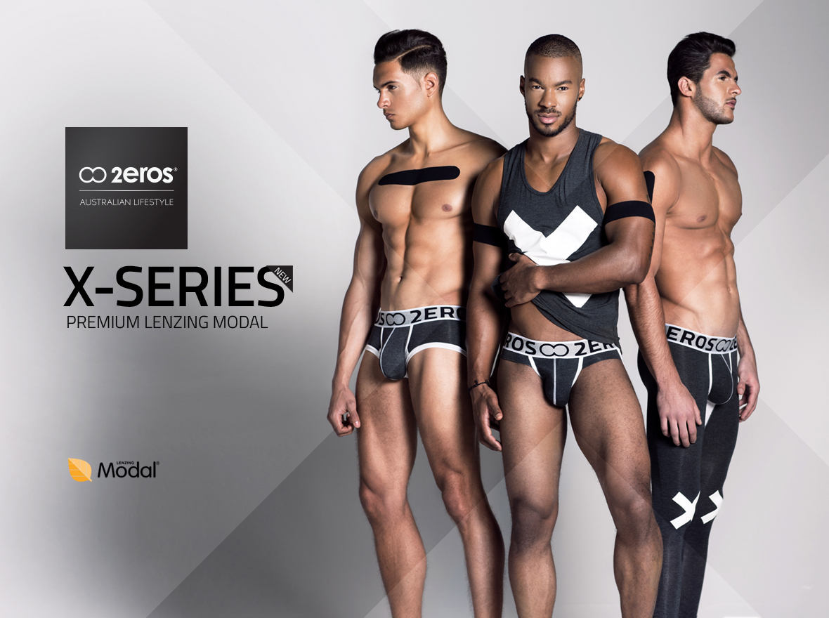 X Marks the Spot with New 2EROS X-Series