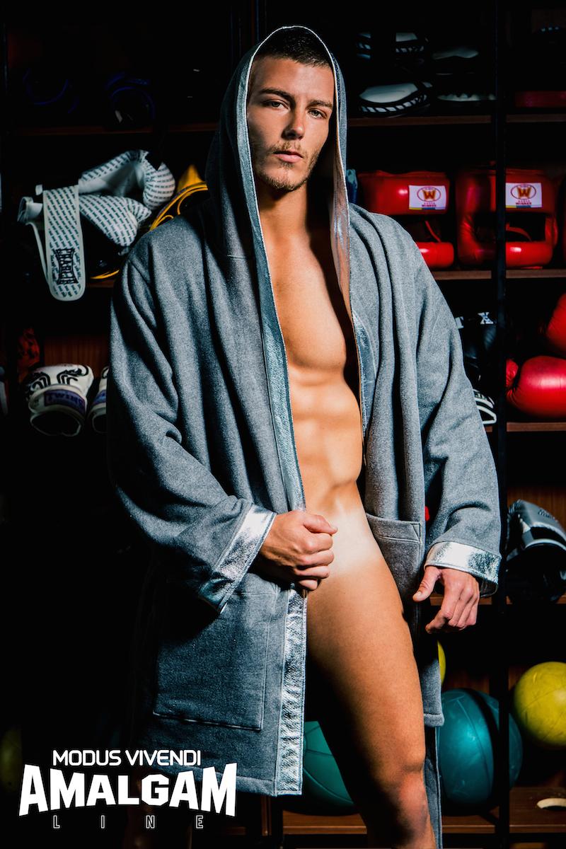 New Amalgam line of underwear, sportswear and loungewear by Modus Vivendi