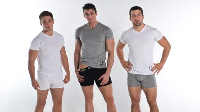 UNB Holiday Guide Bulge Clothing BTS