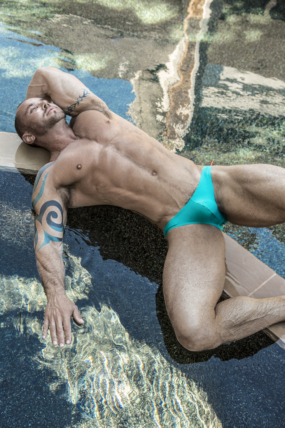 Brief Distraction featuring Scott Cullens for Cocksox