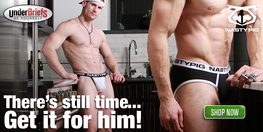 Get your Stocking Stuffers from UnderBriefs