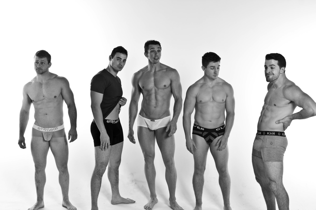 Brief Distraction featuring our Models from the Holiday Guide