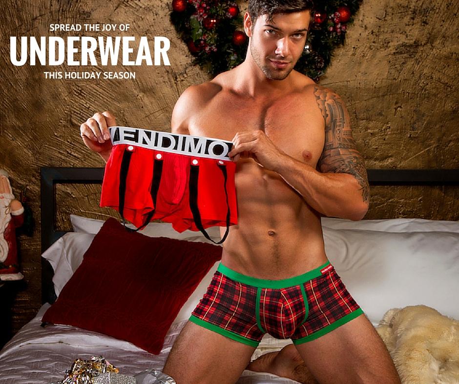 It's Time to Spread the Underwear Joy