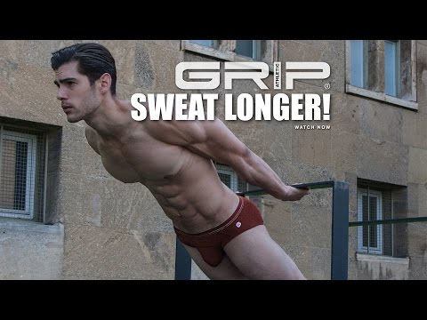 Sweat Longer : Ft Rene Grincourt - Jules Horn in GRIP Athletic by C-IN2
