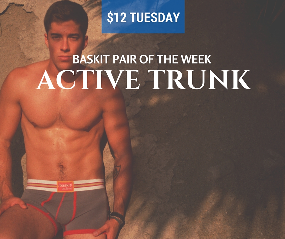 Baskit $12 Tuesday - Active Trunk