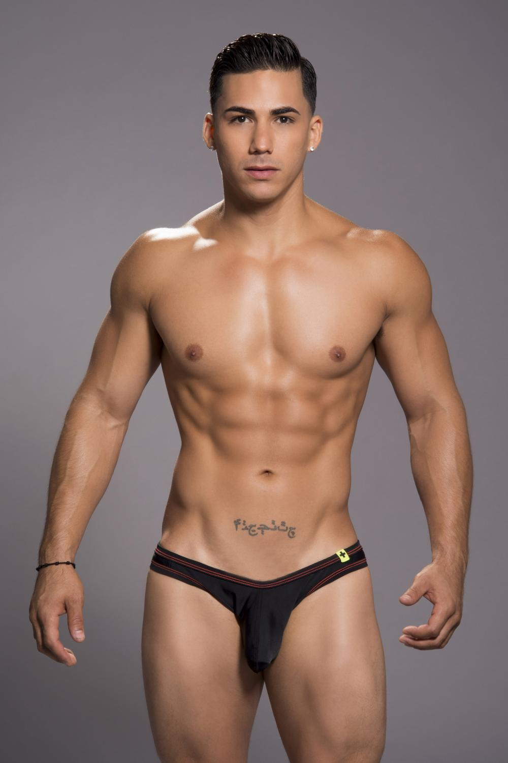 Brief Distraction features Andrew Christian