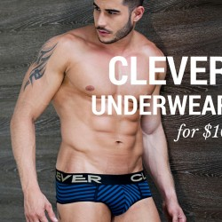 Limited Edition Clever Underwear for $10