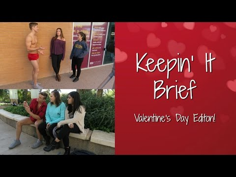 Keepin' It Brief - Valentines Day Edition from BodyAware
