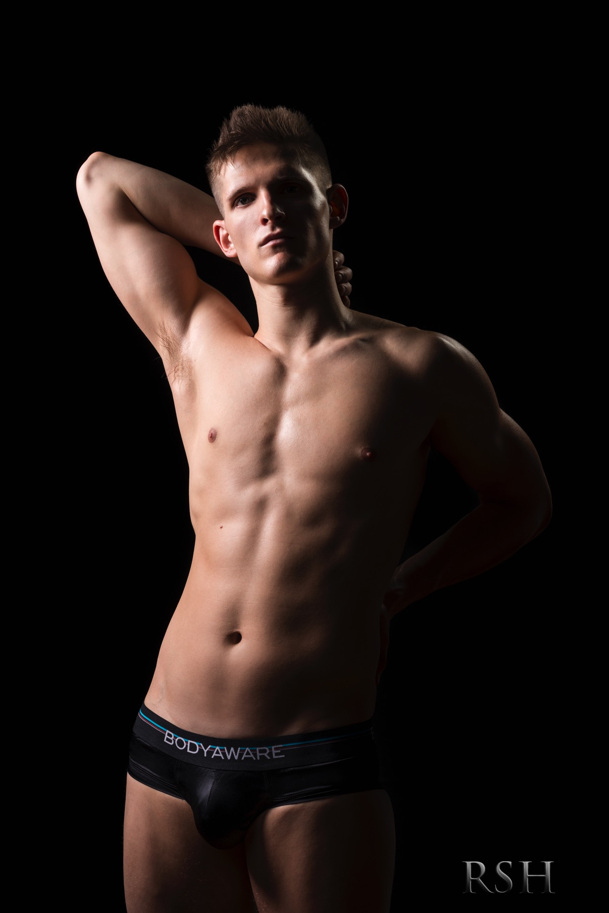 Brief Distraction featuring BodyAware by RSH Photo