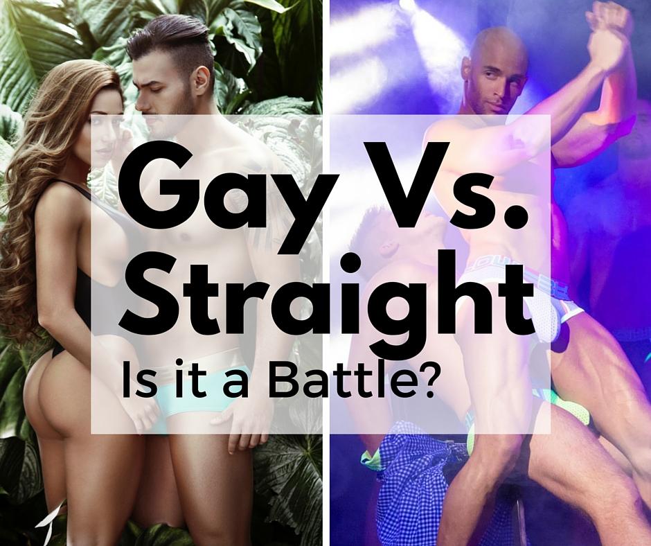 Gay Vs. Straight in the World of Men's Underwear