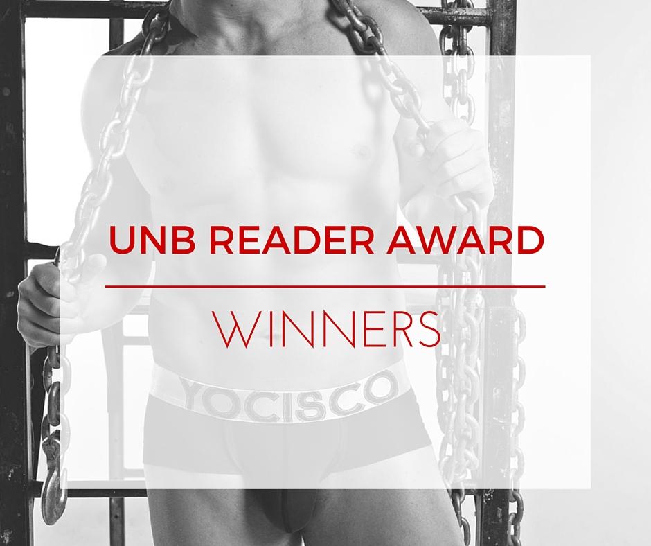 UNB Award Winners!