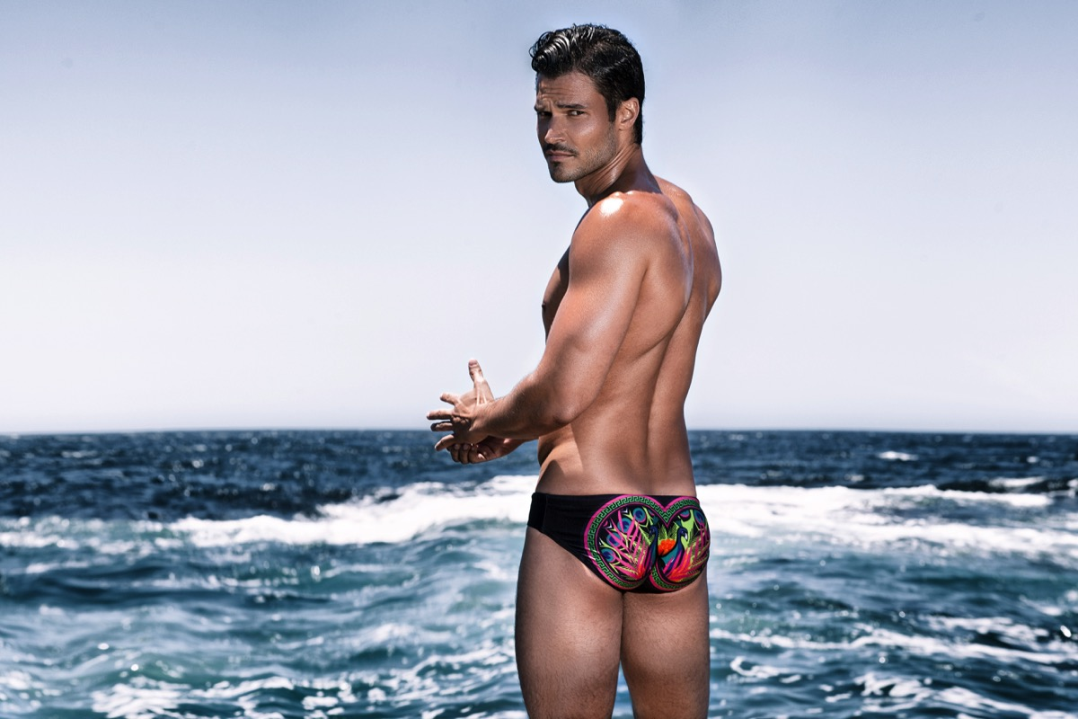 2EROS released the Bombay Swimwear